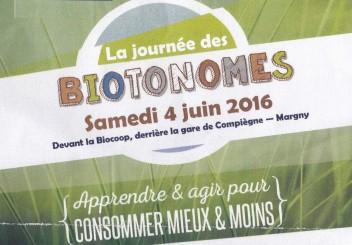 journée des biotonomes